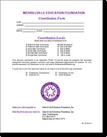 MEF Donation Form