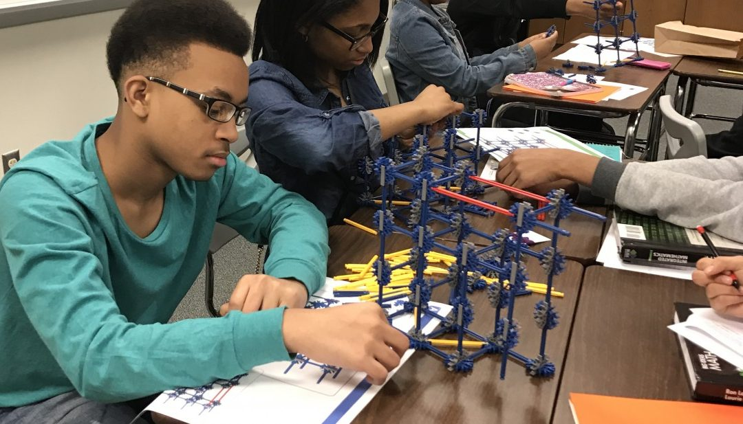 Grant Spotlight – Intro to Industrial Engineering through Theme Park Development