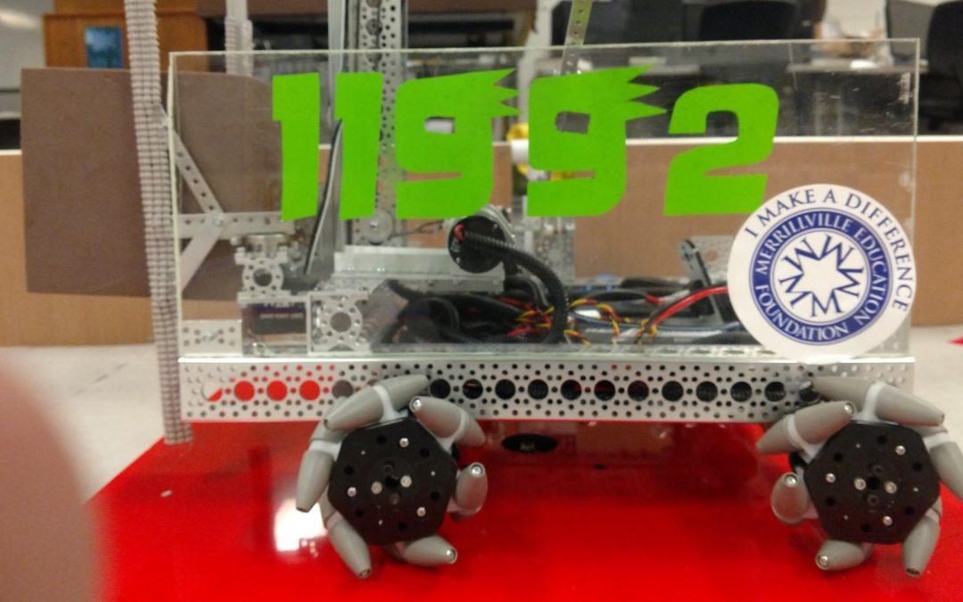Grant Spotlight – Robotics Club