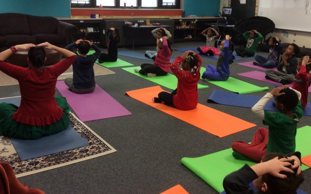 Grant Spotlight – The Mindfulness Project