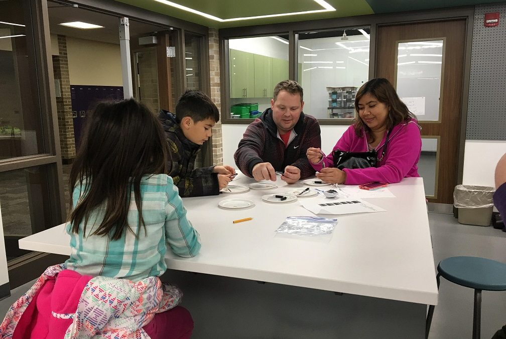 Grant Spotlight – Family Engineering Nights